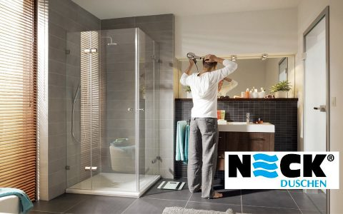 Neck-Duschen